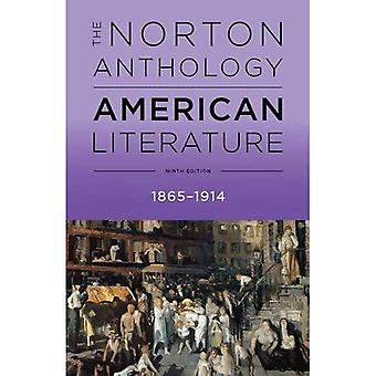 Norton Anthology i amerikansk litteratur