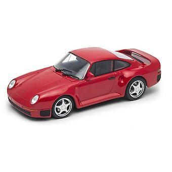 Porsche 959 Diecast modell bil