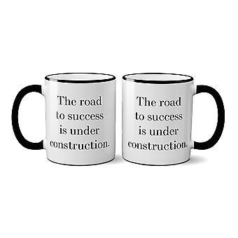 Droga do sukcesu jest w budowie