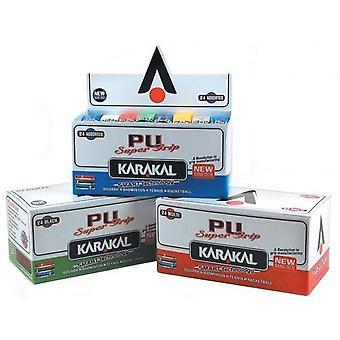 Karakal färgad PU Super Grip Box av 24