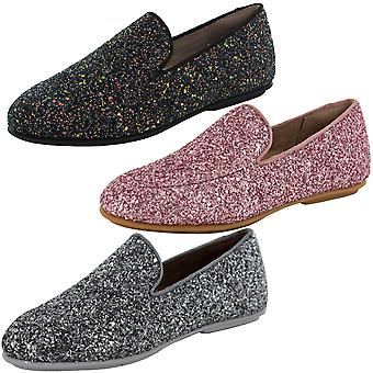 Fitflop Zapatos Lena Glitter Loafer para Mujer