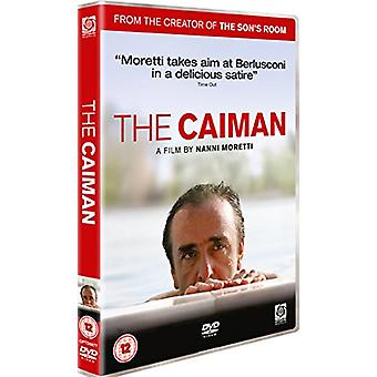 The Caiman DVD
