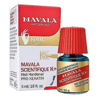Nail Hardener Cientifico K+ Pro Keratin Mavala (5 ml)