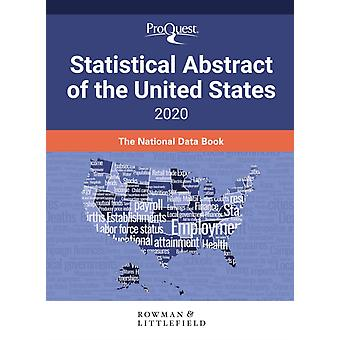 ProQuest Statistical Abstract of the United States 2020 av ProQuestPress & Bernan