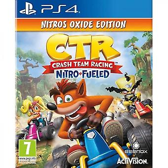 Crash Team Racing Nitro Fueled - Nitros Oxide Edition Ps4 Game