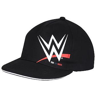 Oficjalne logo WWE dla dzieci Baseball Snapback Cap Boys Girls Regulowane