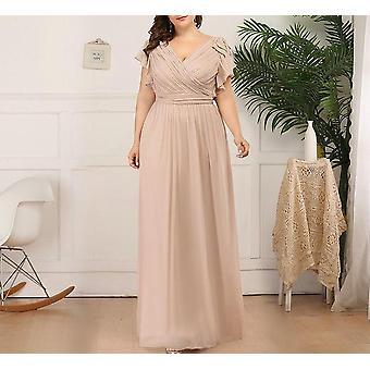 Elegant A-line Chiffon Party Gowns
