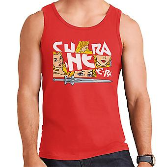 She-Ra Close Ups Men's Vest
