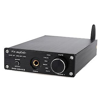 Mkii Siru Bluetooth 5.0 Aptx Spdif Coaxial Pc-USB Rca vahvistin Usb Dac Dekooderi
