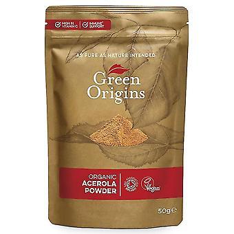Organic Acerola Powder - 50 grams