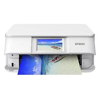 طابعة متعددة الوظائف إبسون التعبير صور XP-8605 32 ppm واي فاي الأبيض