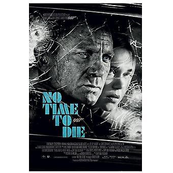 James Bond Poster Geen tijd om te sterven 171
