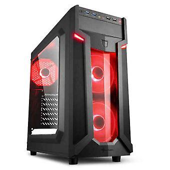 ATX Semi-tower Box Sharkoon VG6-W