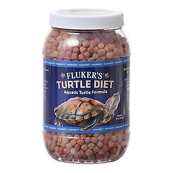 Flukers Turtle Diet for Aquatic Turtles - 8 oz