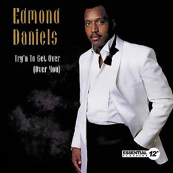 Edmond Daniels - Try'N zu bekommen über (Over You) USA import