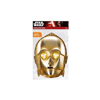 star wars mask c 3po
