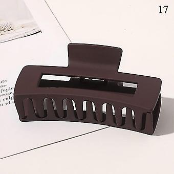 Nordisch inspiriertes Design umweltfreundliche Haarkrallenclips(17)