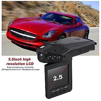 Profesionálny 2,5 palcový Full Hd 1080p Auto Dvr Auto kamera Videorekordér