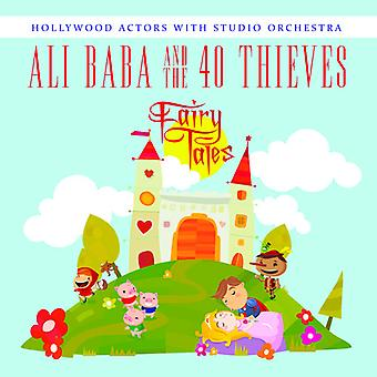 Hollywood Actors with Studio Orchestra - Ali Baba & the 40 Thieves USA import