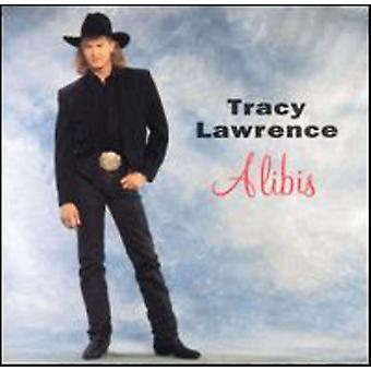 Tracy Lawrence - Alibis [CD] USA import