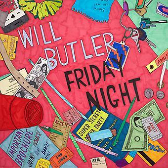 Will Butler - vrijdagavond [Vinyl] USA import