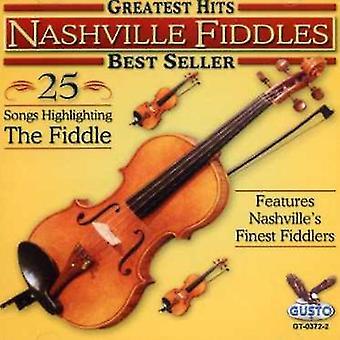 Violines de Nashville - Greatest Hits-25 canciones [CD] USA importar