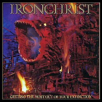 Ironchrist - Getting the Most Out of Your Extinction [CD] USA import
