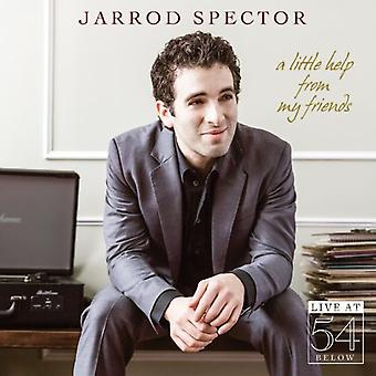 Jarrod Spector - Little Help From My Friends : Live at 54 ci-dessous importation USA [CD]