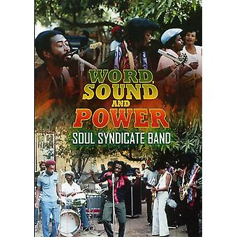 Word Sound & Power [DVD] USA import