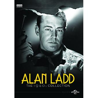 Alan Ladd: 1940s Collection [DVD] USA import