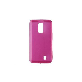 Gel de Silicone de Verizon pour LG spectre VS920 - rose