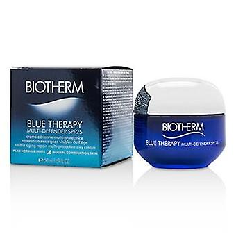 Biotherm Blue Therapy Multi-defender Spf 25 - Piel Normal/combinación - 50ml/1.69oz