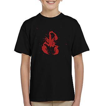 Penny Dreadful Scorpion Kid's T-Shirt