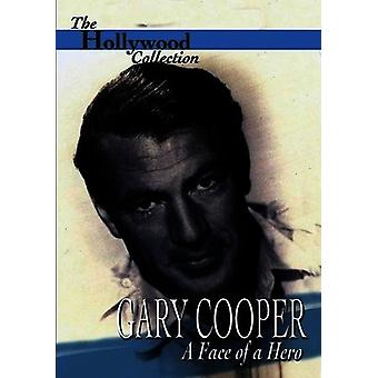 Gary Cooper: Face of a Hero [DVD] USA import