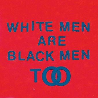 Young Fathers - White Men Are Black Men Too [CD] USA import