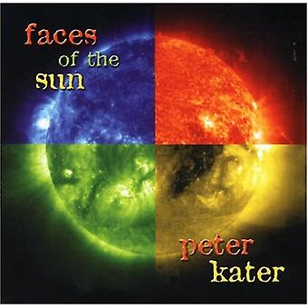 Peter Kater - Faces of the Sun [CD] USA import