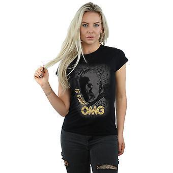 Američtí bohové ženy ' s czernobog tričko pro OMG
