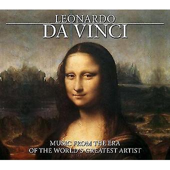 Da Vinci - Leonardo Da Vinci [CD] USA import