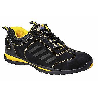 sUw Mens Steelite Lusum Work Safety Trainer Shoe S1P HRO