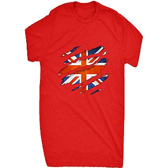 Renowned 0065 British flag ripped