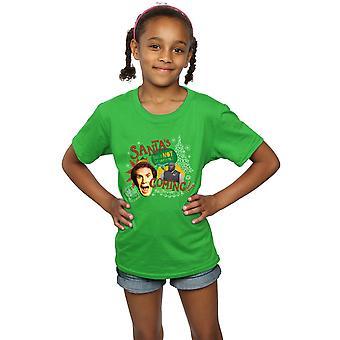 Elf Girls North Pole T-Shirt