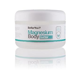 BetterYou, Magnesium Body Butter, 180ml