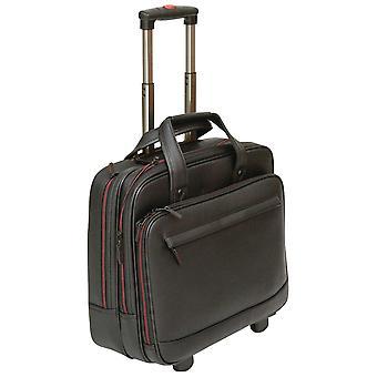 """Tassia a ruote Laptop caso misura fino a 15,6"""" Computer valigetta Trolley - pilota caso"""