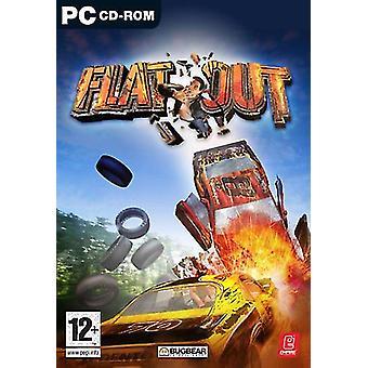 Flat Out (PC) - Neu