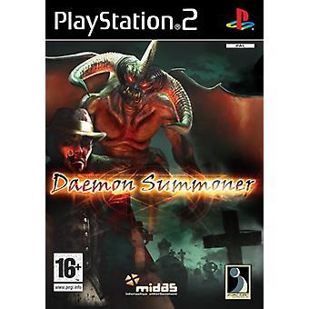 Daemon Summoner (PS2) - Fabrik versiegelt