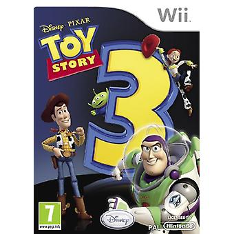 Toy Story 3 The Video Game (Wii) - Nouveau