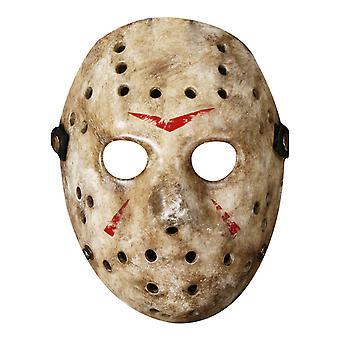 Jason Voorhees ansiktsmaske