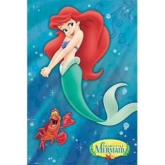Impresión de póster de Ariel