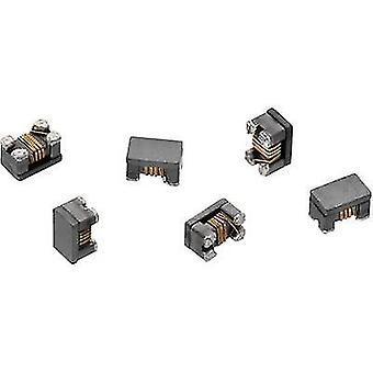 ウルト代理店私たち CNSW 744233121 ライン フィルター SMD 0805 接触間隔 0805 mm 0.3 Ω 120 Ω 0.28 A 1 pc(s)