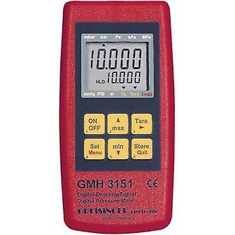 Greisinger GMH 3151 Digitális nyomásmérő a Logger